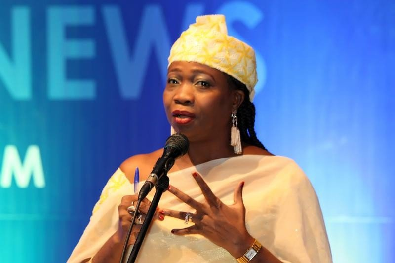 Dabiri-Erewa Condemns Killing Of Nigerian Pastor In China