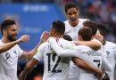 France Edge Moldova To Seal Euro 2020 Spot