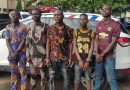 5 Robbery Suspects Land In Police Net