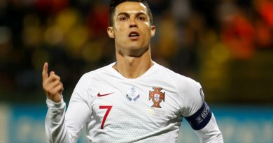 Cristiano Ronaldo Scores Four To Move Closer To Daei's Record