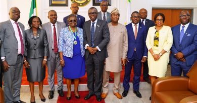 We Have Sustained Independence Of LIRS – Sanwo-Olu