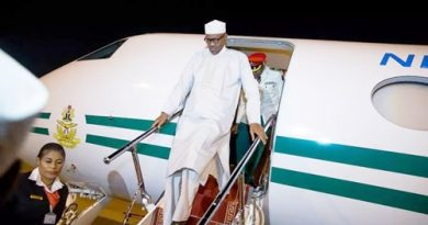 Buhari Returns To Nigeria 2 Days Ahead Of Schedule